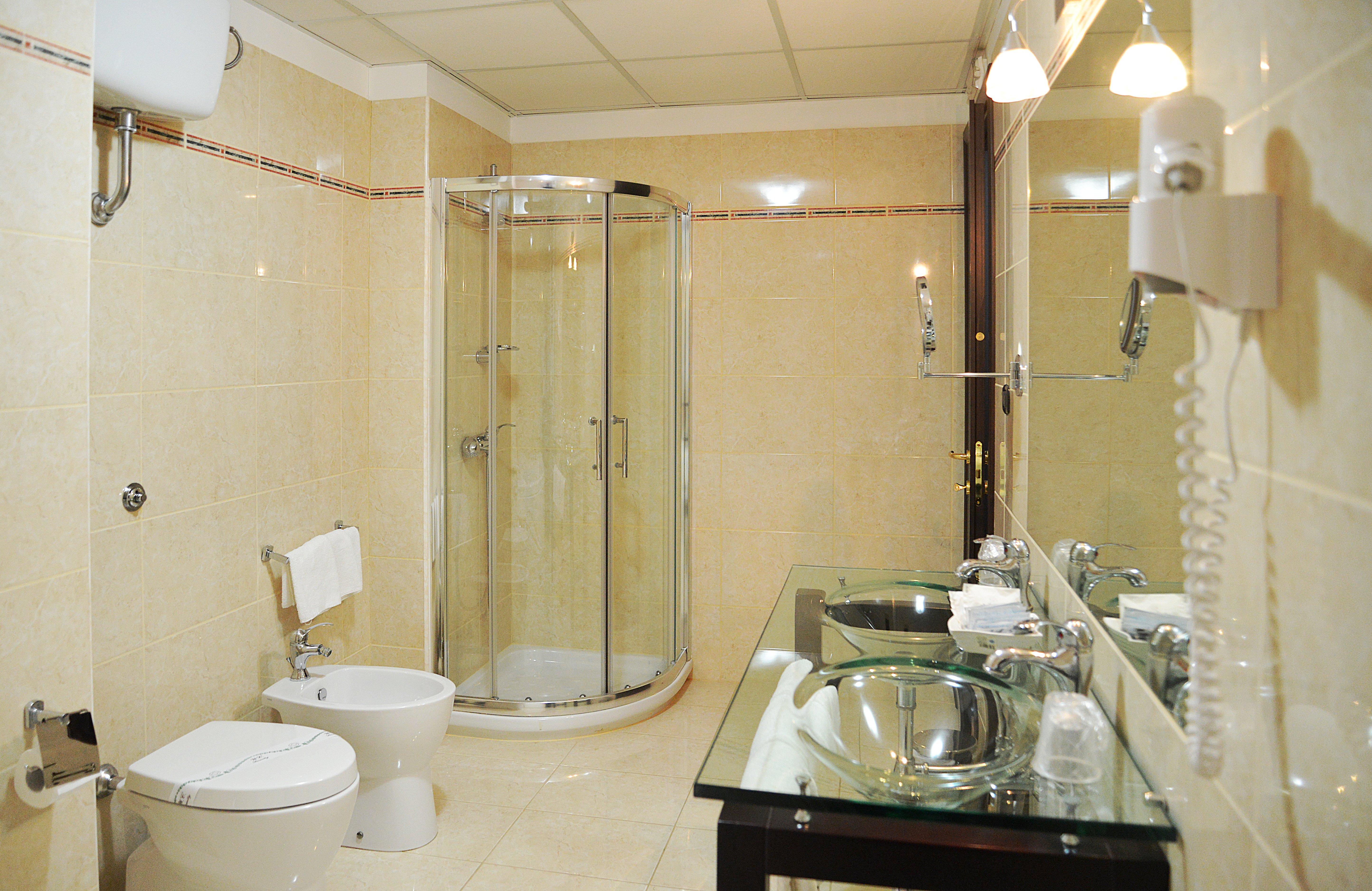 bagno doccia suite